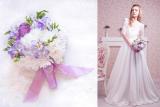 Свадебный букет, флористика, бутоньерка, цветы в корзине