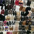 Взуття, сумки і ремні секон хенд з Великобританії. Очищене від мусору, все в парах.