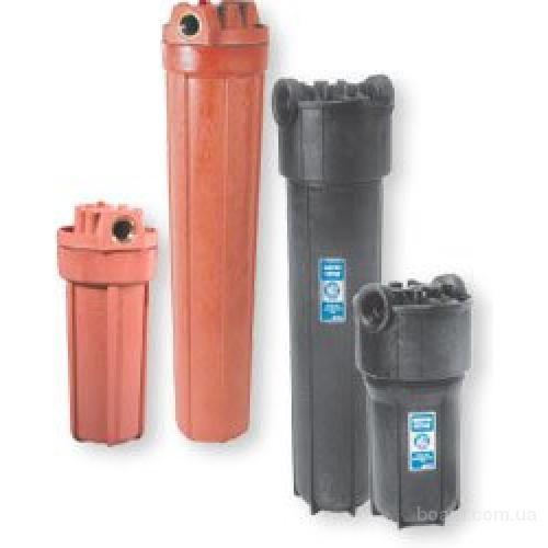 Магистральные фильтры Aquafilter для очистки горячей и холодной воды