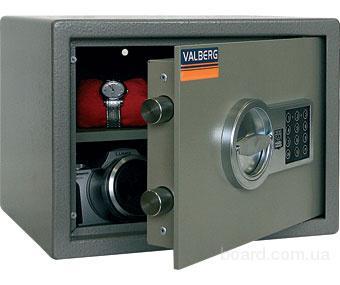 Продам сейф мебельный Valberg ASM-25 EL