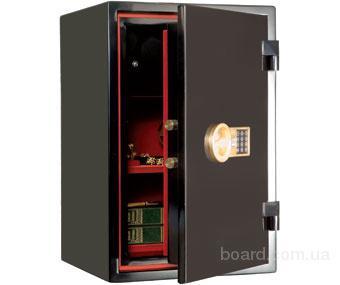 Продам огневзломостойкий сейф Garant 67 T EL Gold