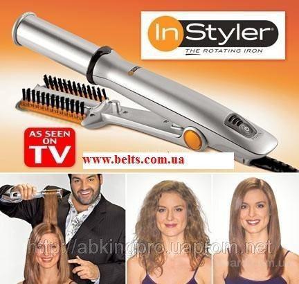 Инстайлер (Instyler) щипцы для укладки волос.