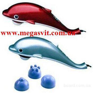 Ручной массажер для тела «Дельфин» Dolphin –