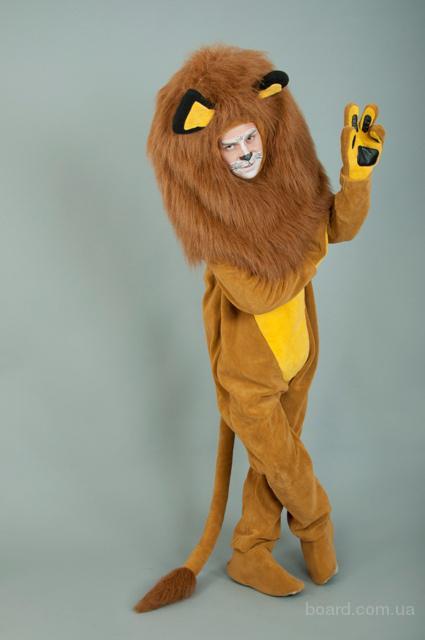Король лев своими руками