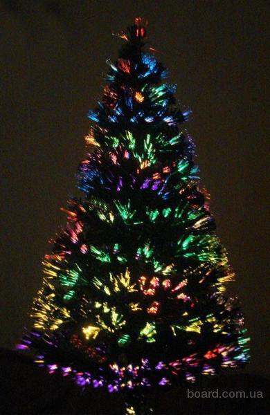 Искусственная елка, оптоволоконная ёлка, световодная продам в Хмельницкий, Украина. цена 199 грн. (купить, куплю) - Электро-свет