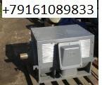 электродвигатель 4АМН280М-2У3 асинхронный 200кВт, 50Гц, 2935об/мин, 380/660.