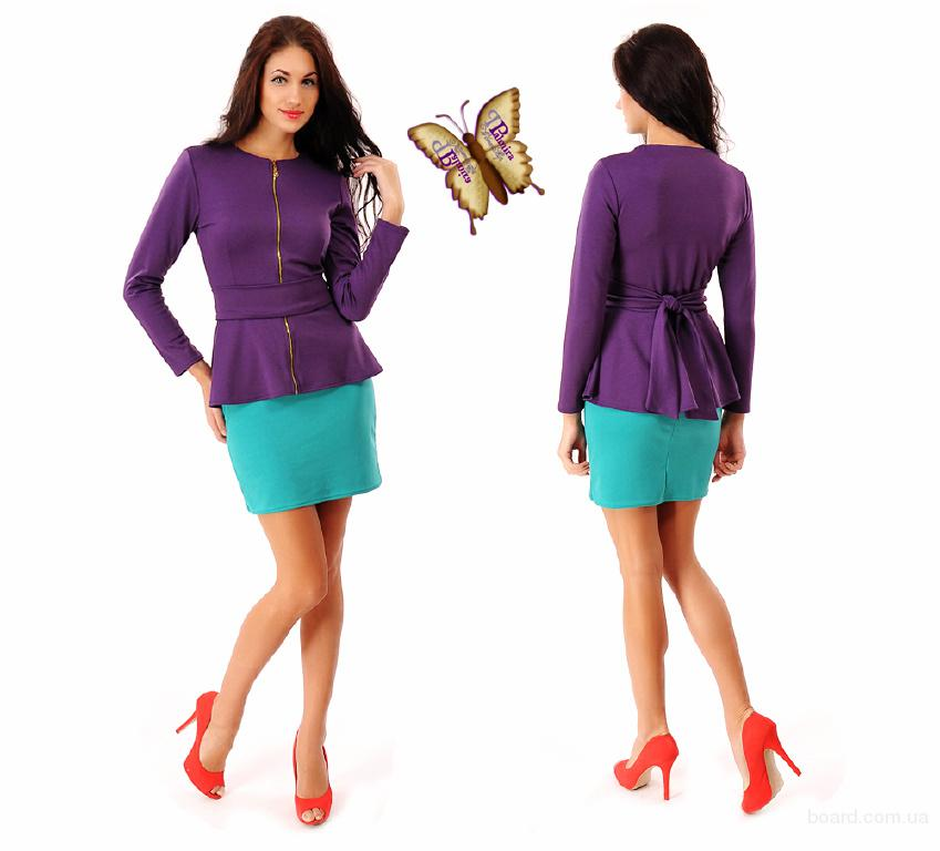 Стильная женская одежда опт с доставкой