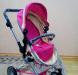 Коляска для кукол Melogo 9695 (Maxi Cosi 2 в 1)