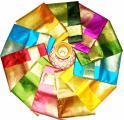 """Интернет-магазин""""IndianBeauty.com.ua"""" Изысканная индийская красочная ткань - классическое сари """"Rudraksh Saree"""""""