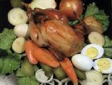 Услуги по приготовлению блюд и праздничных столов