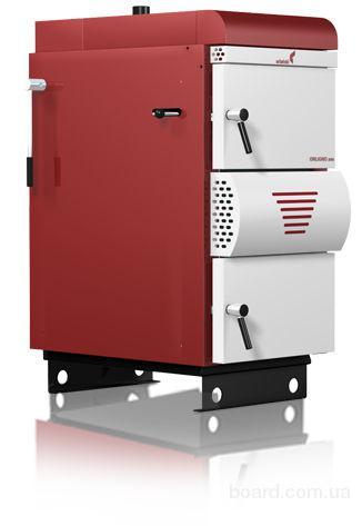 Пиролизный котел на твердом топливе Orligno 200 (18-130 кВт)