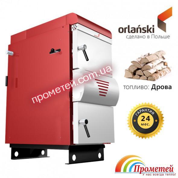Стальной твердотопливный котел Orligno 200 (18-130 кВт)
