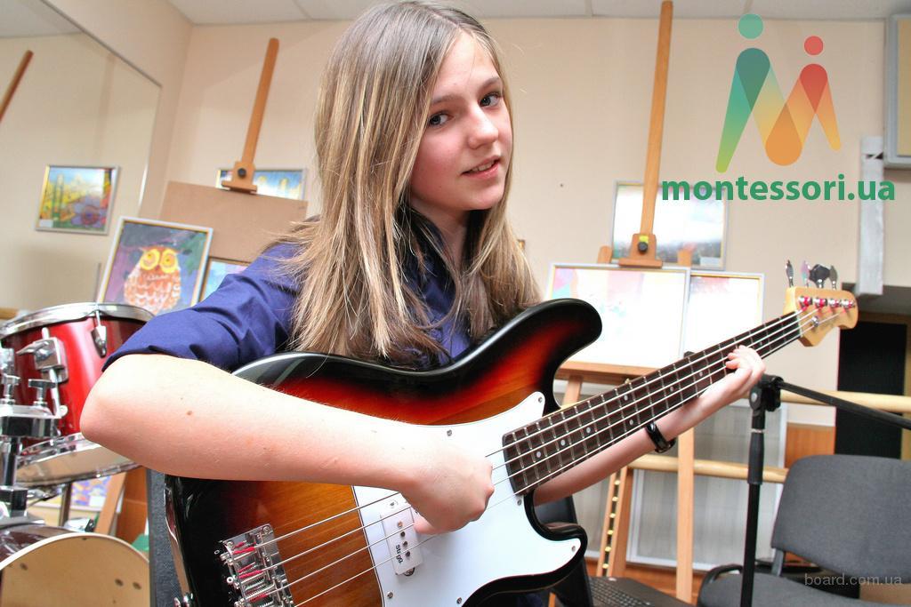 Уроки бас-гитары