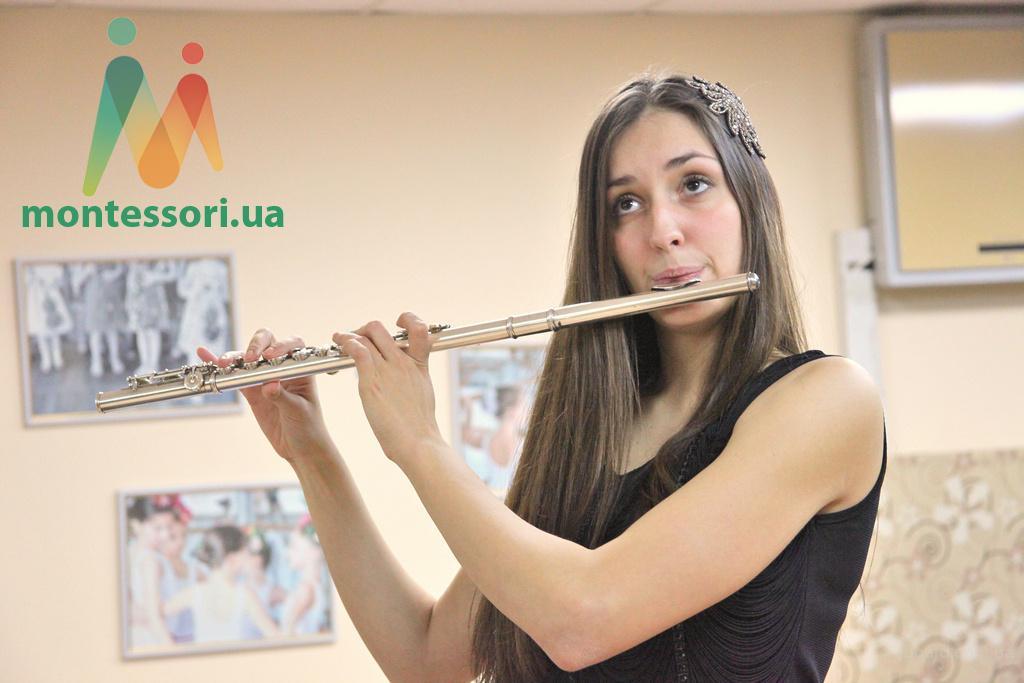 Уроки флейты