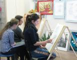 Уроки рисования, Днепропетровск