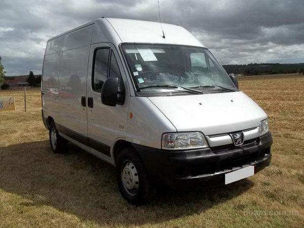 Peugeot boxer 2.2 hdi запчасти