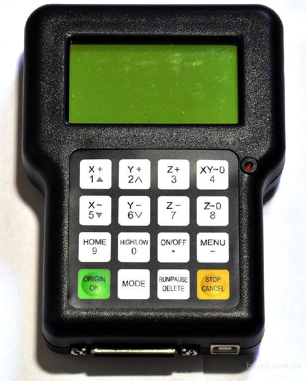 RZNC-0501(ЧПУ) 3-х осевой контроллер