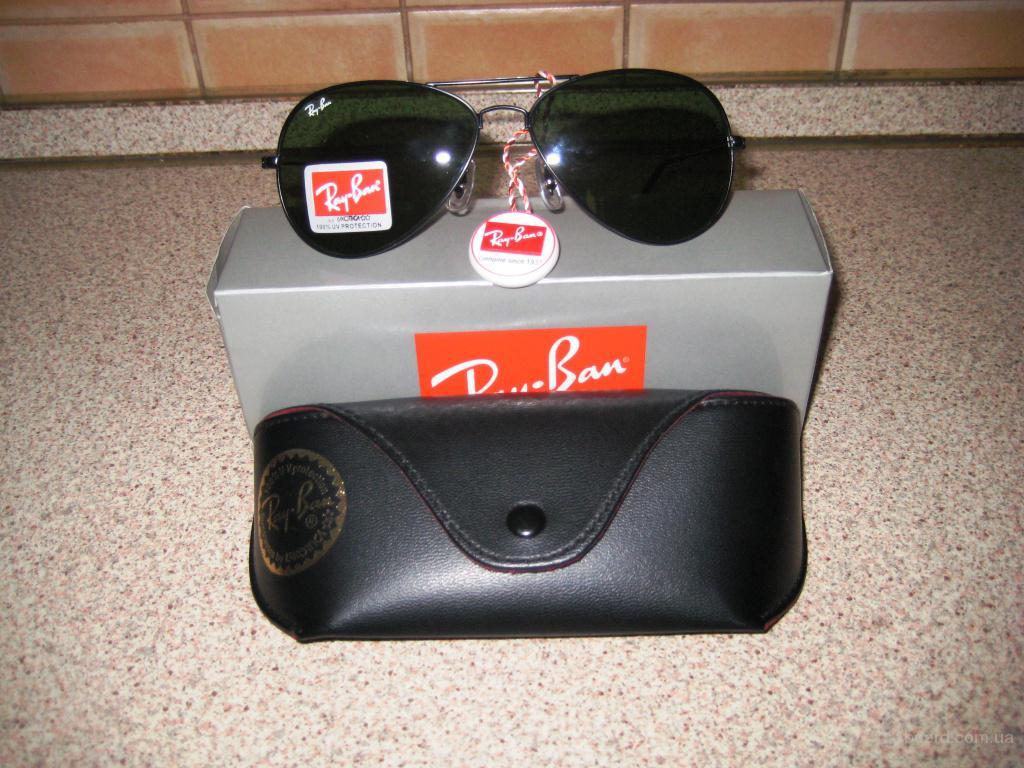 """Продам солнцезащитные очки фирмы """"Ray Ban"""" (оригинал)"""