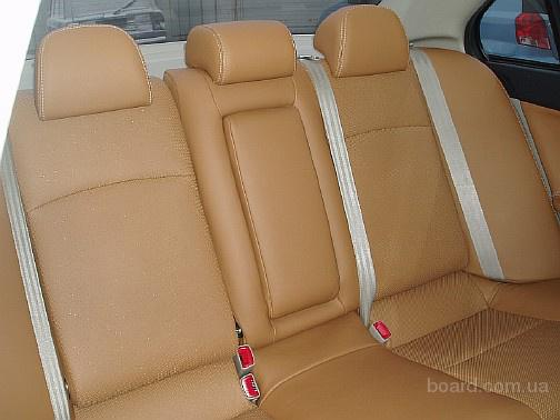 Обшивка сидений авто