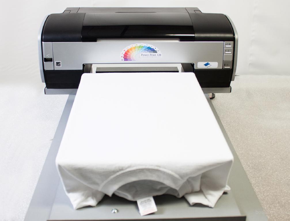 Купить принтер печать на футболках