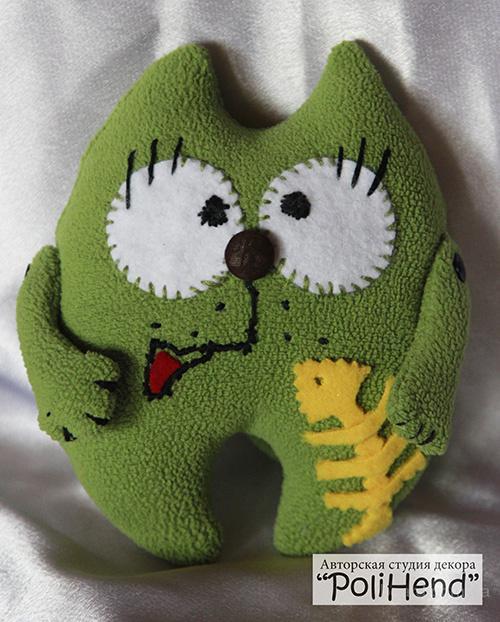 Продам интерьерные текстильные игрушки ручной работы