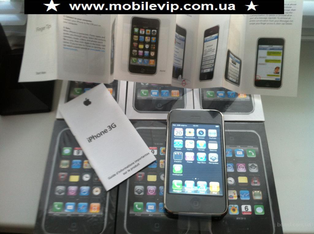 Apple iPhone 3G 16GB Новые USA