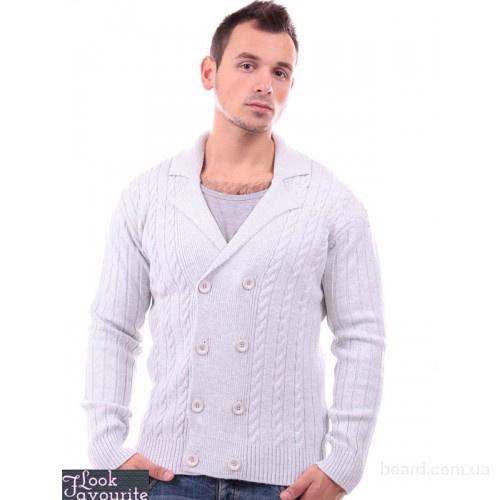 Пуловер Белый Мужской С Доставкой
