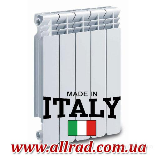 Алюминиевые  радиаторы Helyos и биметаллические радиаторы Extreme 500  от Radiatori2000