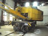 Кран железнодорожный КДЭ 253.