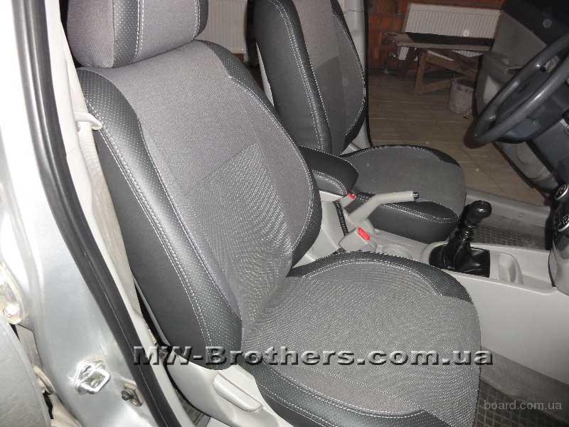 Чехлы для Киа Церато купить авточехлы на сиденья Kia