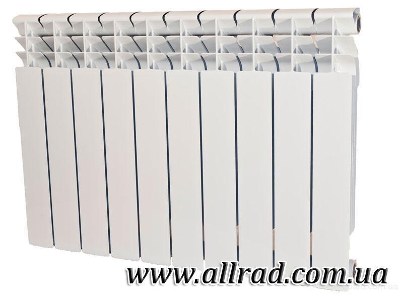 Продаем алюминиевые и биметаллические радиаторы отопления Alltermo