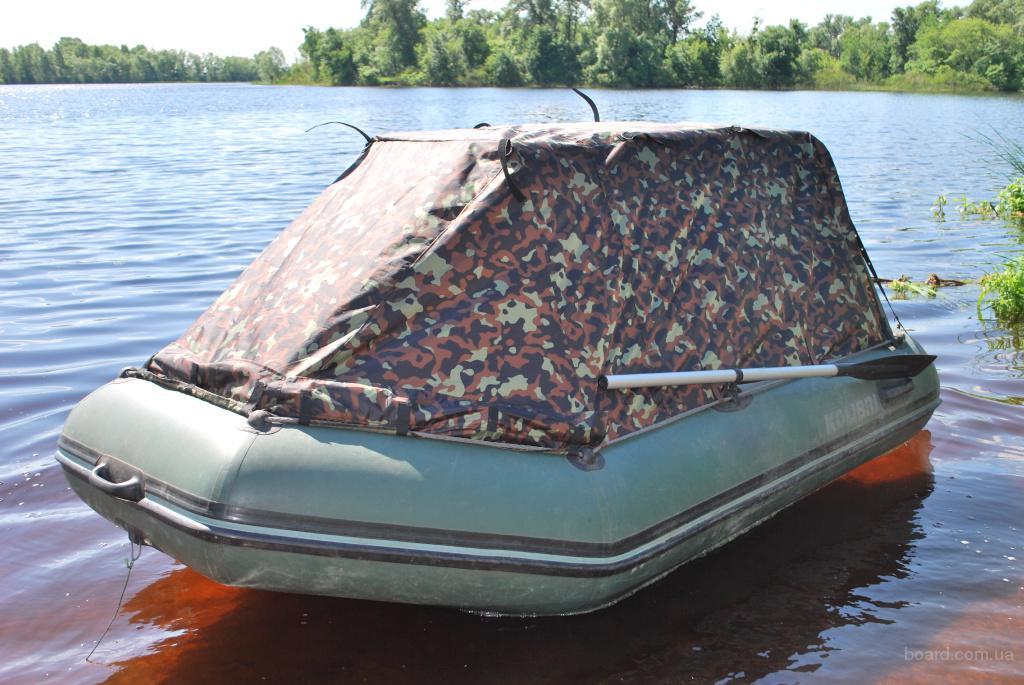 продажа тентов на лодки пвх
