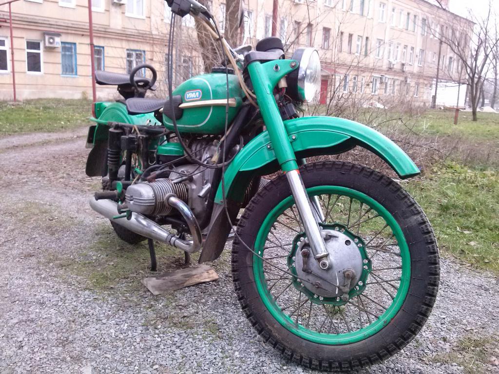 Урал Волк (цена и характеристики мотоцикла) - мотоциклы и ...