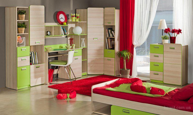 Мебель в детскую комнату Руслан
