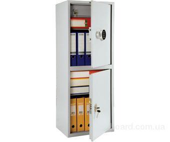 бухгалтерский шкаф SL125 2T EL