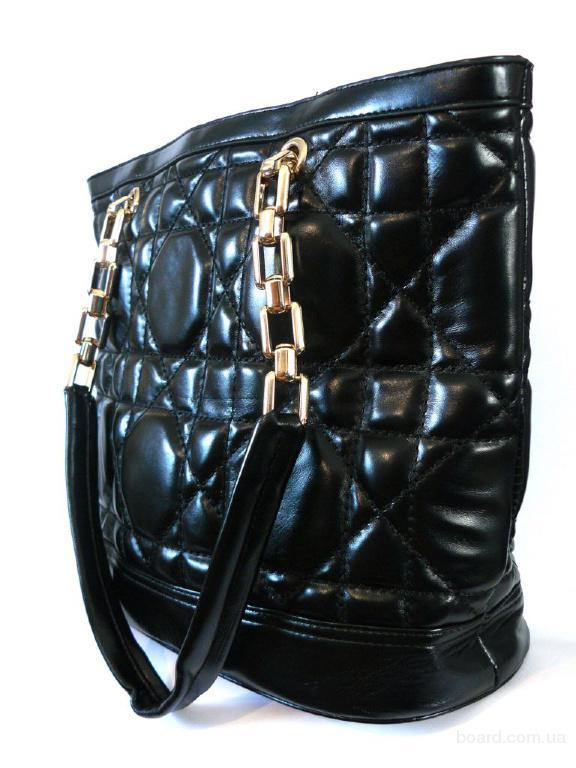 """Стеганые женские сумки, копия """"Chanel"""" - отличного качества"""