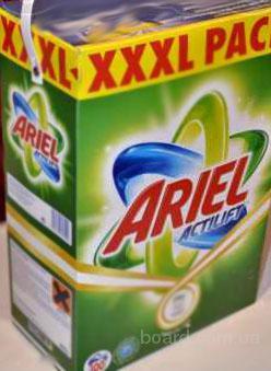 Прекрасный порошок для всей семьи Ariel из Германии