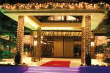 Новогодняя иллюминация, украшение елки, оформление фасада гирляндой