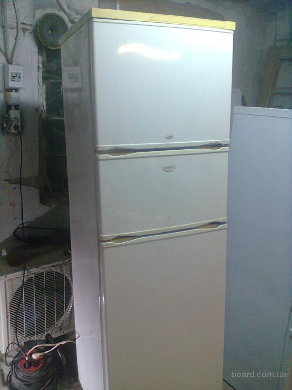 Холодильник норд трехкамерный