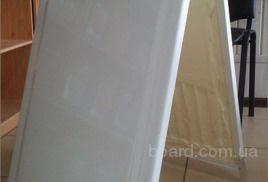 Заготовки штендеров из холодильных дверей. Доставка по Украине.