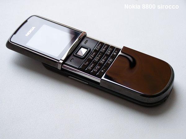 Nokia 8800 Sirocco Black Новый Официальный с Гарантией