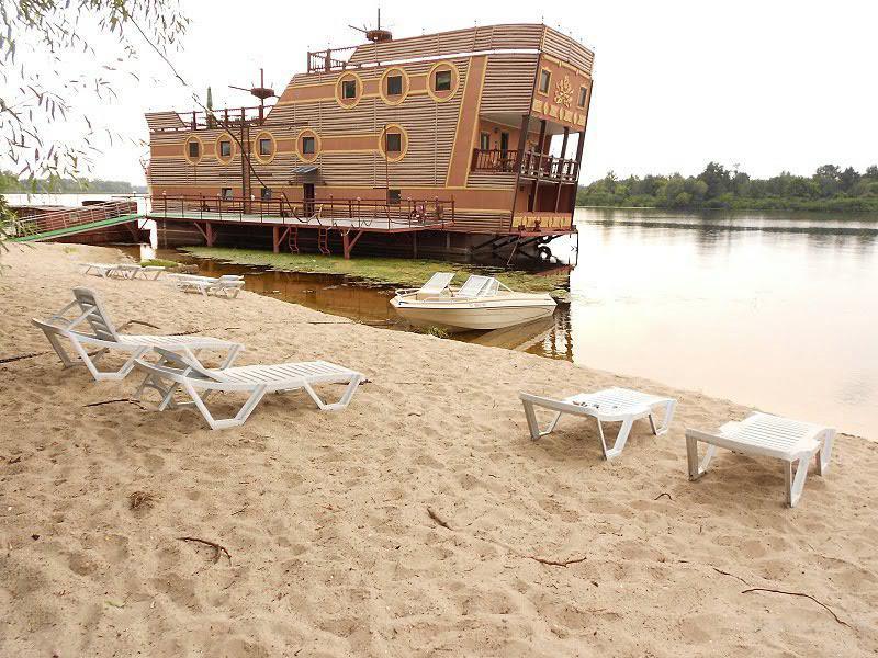 Приглашаем на отдых в загородном комплексе «Остров Везения»