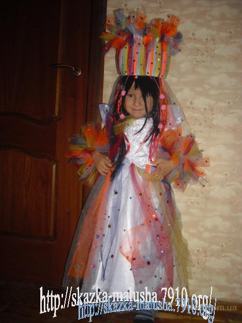 Детский костюм Куколка, Конфетка, Хлопушка, серпантин - Прокат Троещина