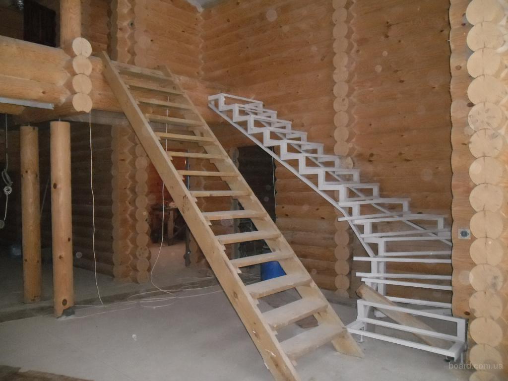Каркас лестницы своими руками фото