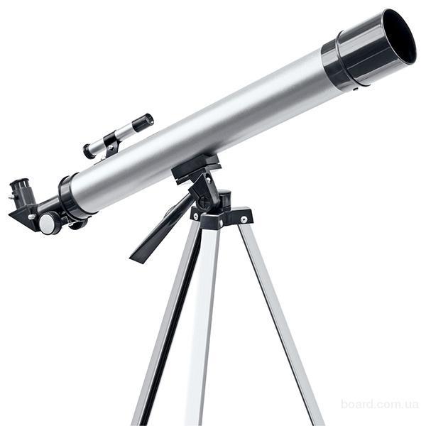 Телескоп рефрактор Bresser Junior 50/600 Silver