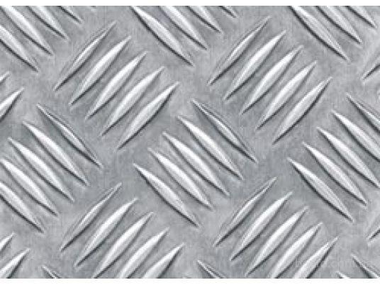 Рифленый алюминий в Днепропетровске