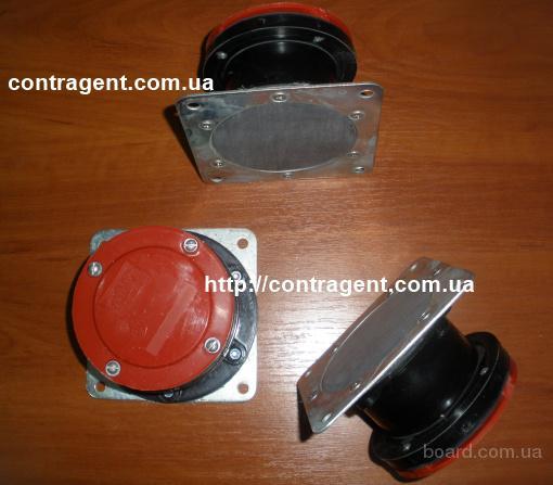 Бункерный датчик СУМ-1 У2, сигнализатор уровня мембранный типа сум-1, уровень зерна в силосе