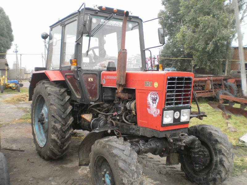 AUTO.RIA – Продажа MT-3 892 бу: купить МТЗ 892 Беларус в.