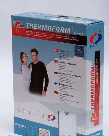Термофутболка Thermoform с длинным рукавом 1-027