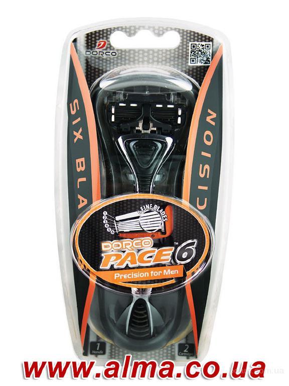 Станок для бритья Dorco Pace6 продажа оптом и в розницу